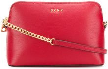 DKNY - Borsa tracolla - women - Leather - One Size - RED