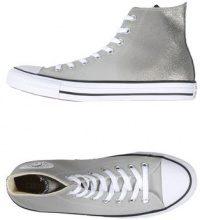 CONVERSE ALL STAR CTAS HI OMBRE METALLIC - CALZATURE - Sneakers & Tennis shoes alte - su YOOX.com