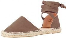 New Look Wide Foot Jas, Espadrillas Donna, Brown (Light Brown 21), 41 EU