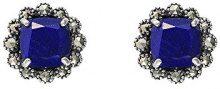 Esse Marcasite Orecchini a perno Donna argento - 214E7255-14