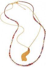 Viceroy Donna acciaio inossidabile Perla e acciaio inossidabile, colore: gold, cod. 41000C09017