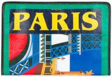 Balenciaga - Borsellino 'Paris Bazar' - women - Leather - OS - Verde