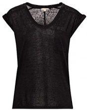ESPRIT 048ee1k047, Vestaglia Donna, Nero (Black 001), Small