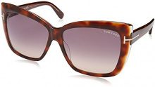 Tom Ford Occhiali da sole FT0390_PANT_53F (59 mm) Havana, 59