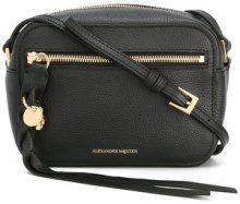 Alexander McQueen - Skull camera shoulder bag - women - Leather - OS - BLACK