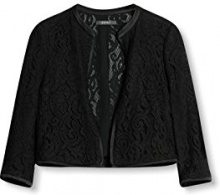 ESPRIT Collection 027eo1g023, Blazer Donna, Nero (Black), 36