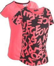 T-shirt (pacco da 2) (Nero) - bpc bonprix collection