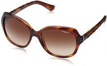 Vogue 0VO2871S 150813, Occhiali da Sole Donna, Marrone (Havana/Brown Gradient), 56