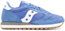 Saucony - Sneakers con pannelli a contrasto - women - Suede/Polyester/rubber - 5.5, 7, 7.5, 8, 8.5, 9, 9.5 - BLUE