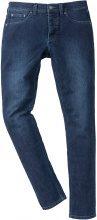 Jeans elasticizzato skinny straight con poliestere riciclato