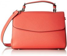 s.Oliver (Bags) 39.804.94 1/336 - Borse a spalla Donna, Rosso (Scarlet), 8x20x25 cm (B x H T)
