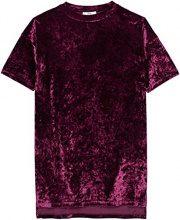 FIND ER2350 vestiti donna, Rosso (Berry), 42 (Taglia Produttore: Small)