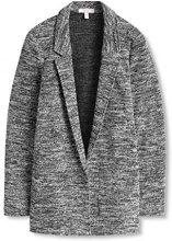 ESPRIT 086EE1G064, Blazer Donna, (BLACK), 38 (Taglia Produttore: Medium)