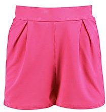 Petite Carly Pleat Front Short