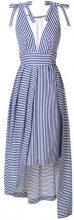 Milla Milla - Vestito asimmetrico - women - Cotton - 40, 42, 44 - BLUE
