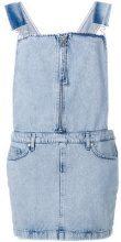 Versace Jeans - denim overalls - women - Cotton/Polyester - 40, 42, 44 - BLUE