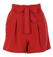 Taniya Tie Belt Shorts