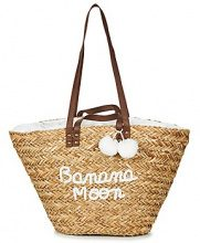 Borsa Shopping Banana Moon  LACELY WOODRAW