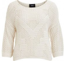 OBJECT COLLECTORS ITEM Knit Pullover Women White