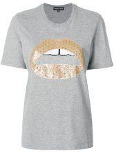 Markus Lupfer - T-shirt 'Alex' - women - Cotton/Viscose - L, M - GREY