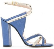 Marc Ellis - Sandali - women - Leather - 36, 37, 38, 39, 40 - BLUE