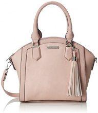Tamaris Elsa Handbag - Borse a secchiello Donna, Pink (Rose Comb.), 16x25x27 cm (B x H T)