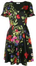 Blugirl - Vestito floreale - women - Polyester - 42, 46 - BLACK