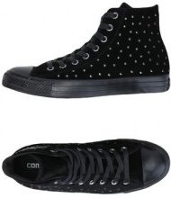 CONVERSE ALL STAR CT AS HI VELVET STUDS - CALZATURE - Sneakers & Tennis shoes alte - su YOOX.com