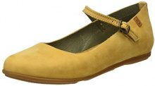 El Naturalista S.A Nd58 Pleasant Stella - Merceditas Donna, Giallo (Curry), 41 EU