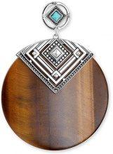 THOMAS SABO 925 argento marrone turchese Turchese Occhio di tigre