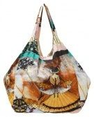 ODETTE MANSION - Shopping bag - multicolor