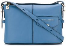 Marc Jacobs - The Vintage Side Sling bag - women - Leather - OS - BLUE