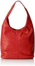 Chicca Borse 6170 Borsa a Spalla, 55 cm, Rosso