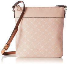 Joop! Cortina Dia Shoulderbag Mvz - Borse a spalla Donna, Pink (Rose), 3x26x24 cm (B x H T)