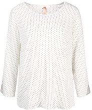 Marc Cain Additions ha 55.39 W01, Camicia Donna, Mehrfarbig (Ice Blue 315), 40
