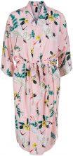 Y.A.S Floral Kimono Women Pink