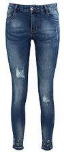 Jeans Aderenti con fondo con occhielli Shelby