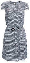 ESPRIT 048ee1e013, Vestito Donna, Multicolore (Navy 2 401), 40 (Taglia Produttore: 34)