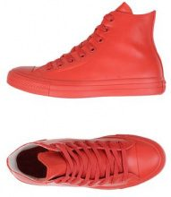 CONVERSE ALL STAR ALL STAR HI RUBBER - CALZATURE - Sneakers & Tennis shoes alte - su YOOX.com