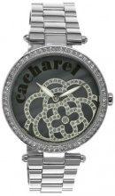 Cacharel CLD 001S/AM - Orologio da polso donna, acciaio inox, colore: argento