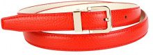 Anthoni Crown 44T60, Cintura Donna, Rot (Rot 060), 110 cm