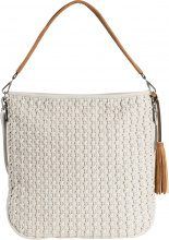 Borsa intrecciata (Beige) - bpc bonprix collection