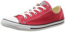 Converse As Dainty Ox–Scarpe basse per donna Rosso Size: 41 EU