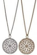 2 PACK - Collana - silver-coloured/gold-coloured
