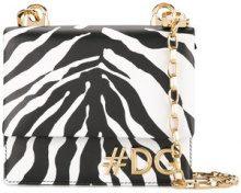 Dolce & Gabbana - Borsa a spalla 'DG Girls Mini' - women - Leather - OS - Bianco