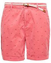 ESPRIT 038ee1c003, Pantaloncini Donna, Multicolore (Light Grey 040), 42 (Taglia Produttore: 36)