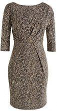 ESPRIT Collection 105eo1e030 - Schmeichelnder Faltenwurf-Vestito Donna Nero (Black 001) XS