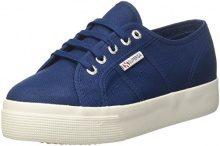 Superga 2730-Cotu, Sneaker Donna, Blu (Navy), 39 EU