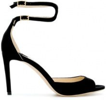 Jimmy Choo - Lane sandals - women - Leather/Suede - 38.5, 39, 39.5, 38, 41 - BLACK