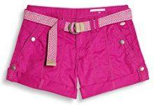 edc by Esprit 037cc1c006, Shorts Donna, Rosa (Blush), 34